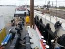 AankledenvanafmeerkadecontainerterminalAlblasserdam1
